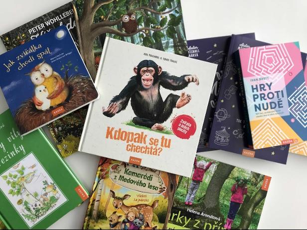 Knihy Kazda - Darované knihy